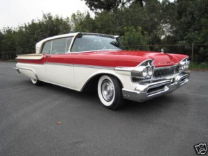 straight   tomorrow  mercury mercury automobile history super marauder