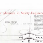 1956 Mercury Introduces Advanced Motoring Safety