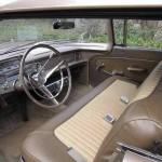 1960 Mercury Commuter interior