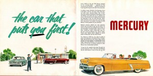 1952 Mercury The Most Challenging New Car of Any Year Pg 2