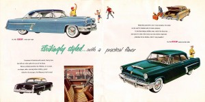1952 Mercury The Most Challenging New Car of Any Year Pg 5