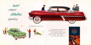 1952 Mercury The Most Challenging New Car of Any Year Pg 6