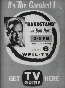 """Bandstand"" on WFIL-TV"