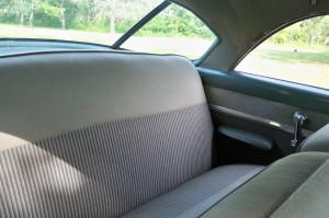 1952 Mercury Rear Seat