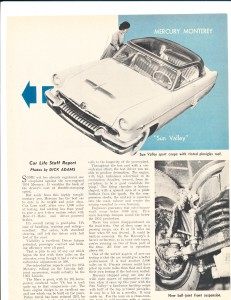 1954 Mercury Road Test Pg 2