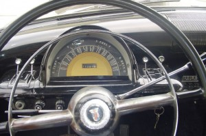 1953 Mercury Dash