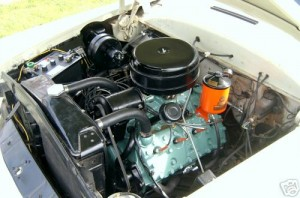 1952 Mercury Engine