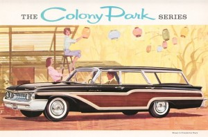 1961 Mercury Station Wagons Pg2