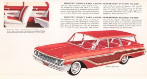 1961 Mercury Station Wagons Pg 3