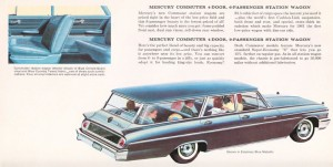 1961 Mercury Station Wagons Pg 5