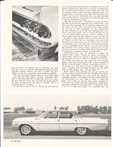 Mercury Meteor 800 Road Test Pg 2