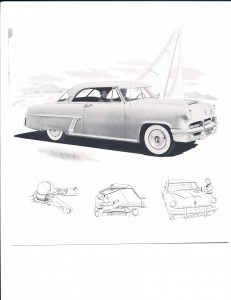 Accessories for Your 1952 Mercury Pg 2