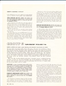 Consumer Reports April 1961  Auto Buying Gui4de Pg 9