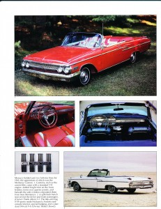 "Collectible Automobile February 2000 ""1961 - 64 Mercury: Downwardly Mobile"" Pg 5"