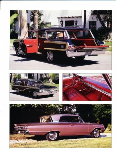 "Collectible Automobile February 2000 ""1961 - 64 Mercury: Downwardly Mobile"" Pg 7"