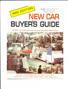 New Car Buyers' Guide - 1960_0001