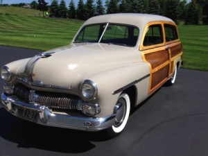 1950 Mercury Station Wagon