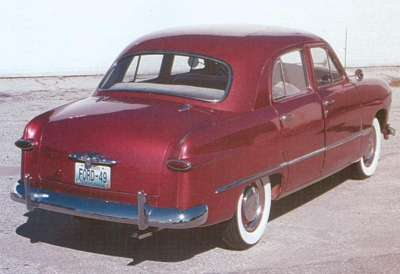 Image result for 49 ford tail lights