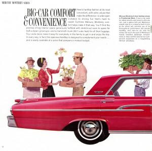 1962 Mercury Monterey 13