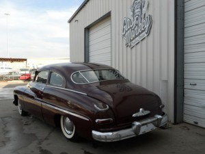 1949 Mercury 6-Passenger Coupe