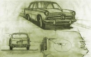 Artist Rendering of Walker Design with the Addition of the Spinner Grille