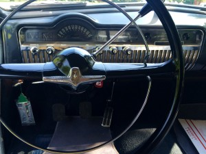 1950 Mercury Dash
