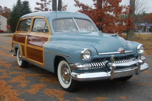 1951 Mercury Station Wagon