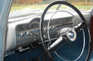 1951 Mercury Dash
