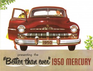Better Than Ever 1950 Mercury 01