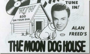 Alan Freed, WJW Cleveland