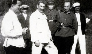 Stalin and Beria