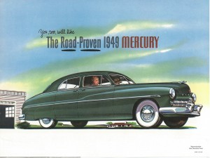The Road Proven 1949 Mercury 08