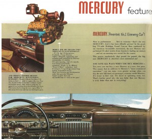 The Road Proven 1949 Mercury 11