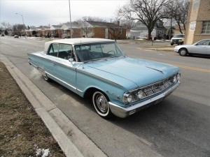 1963 Mercury Monterey S-55 (early 2-dr Hardtop)