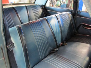 1963 Mercury Meteor Custom interior