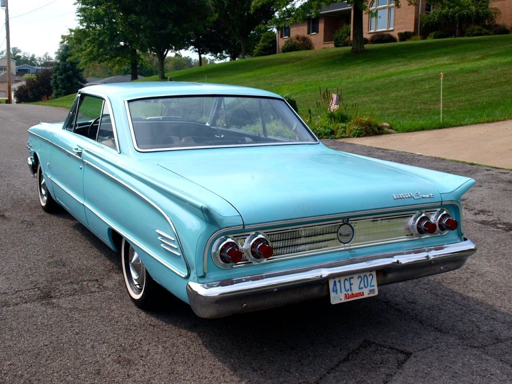 on 1963 ford falcon convertible