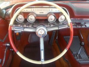 1963 Mercury Monterey S-55 Instrument Panel
