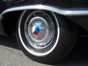 1963 S-55 Wheel Covers