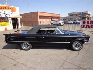 1963 Mercury Comet Custom convertible