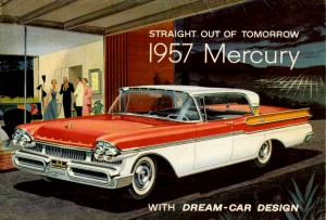 57 Merc Dream Car Pg 1