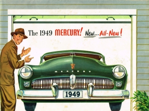 All New 1949 Mercury 1