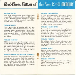 1949 Mercury Quick Facts Pg 2