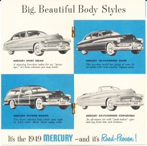1949 Mercury Quick Facts Pg 3