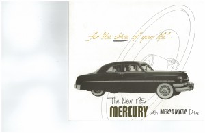1951 Mercury with Merc-o-Matic 01