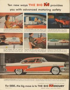 1956 Mercury Ad-10