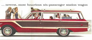 1962 Mercury Comet Custom Villager Station Wagon 03