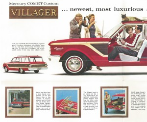 1962 Mercury Comet Custom Villager Station Wagon 05