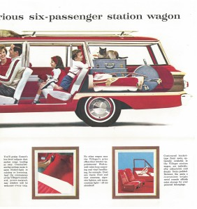1962 Mercury Comet Custom Villager Station Wagon 06