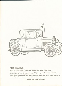 1963 Car Buyers Coloring Book_0023