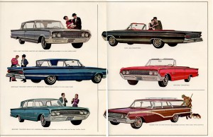 1964 Mercury and Comet-10-11